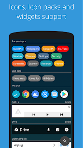 AIO Launcher Mod Apk [Premium Features Unlocked] 3