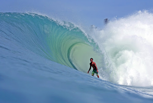 Sorake by Paul Kennedy - Sports & Fitness Surfing ( tube ride, surfing, surfer )