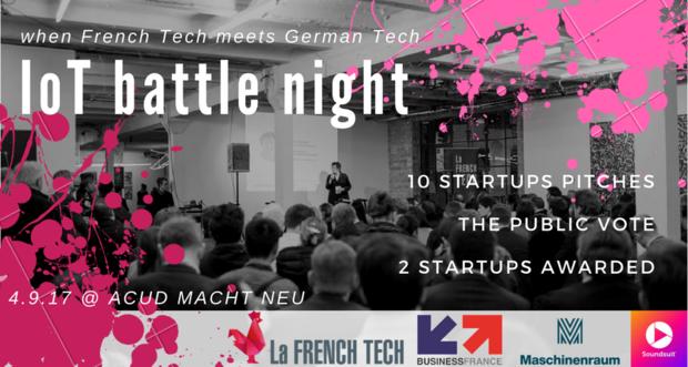 Iot Battle Night