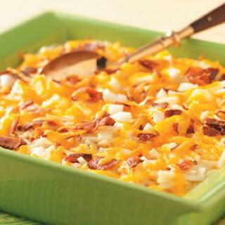 Potato Bacon Casserole.