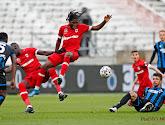 Antwerp  - Club Brugge was een felbevochten partij maar dat was het dan ook...