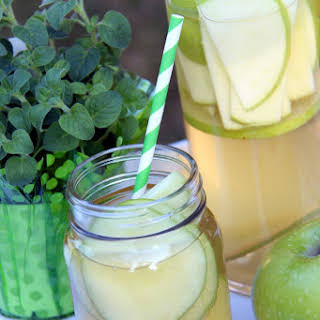 Green Apple Sangria.