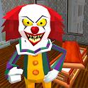 Neighbor Clown. Scary Escape 3D icon