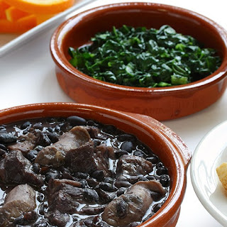 Brazilian Black Bean & Meat Stew