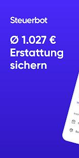 Steuerbot – Steuererklärung einfach inkl. ELSTER Screenshot