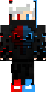 Red Blue Nova Skin