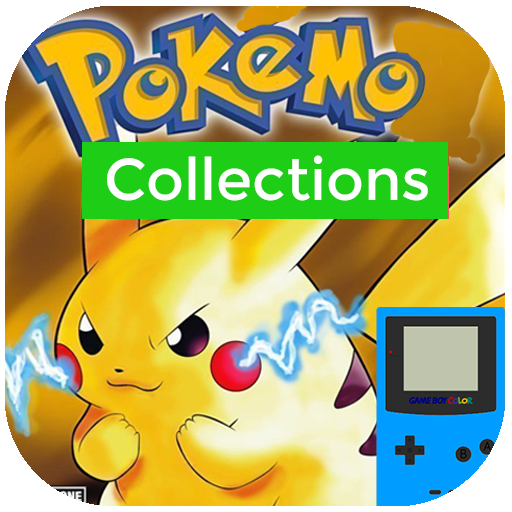 GBC Poke Collections - Arcade Game Classic