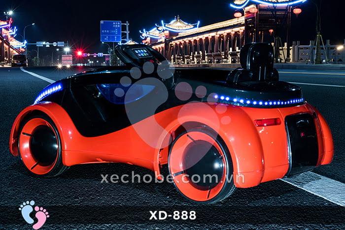 Xe hơi điện trẻ em XD-888 6