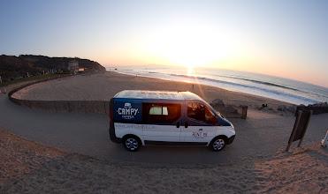 Photo: location de vans Biarritz