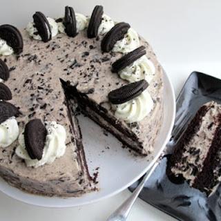 Oreo Cake.