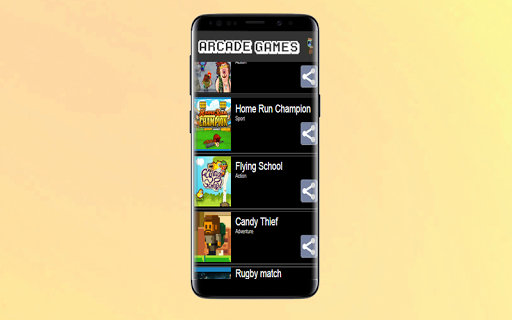 Arcade Games  screenshots 6