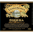 Sierra Nevada 30th Anniversary - Fritz And Ken's Ale