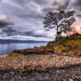 Peaceful of Toba Lake by Johan Joe - Landscapes Travel ( HDR, Landscapes )