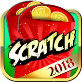 Lottery Scratch Card - Mahjong