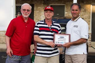 Photo: Michael Wyatt wins a Preservation award