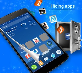 CM Launcher 3D - HD Theme & Live Wallpaper- screenshot thumbnail