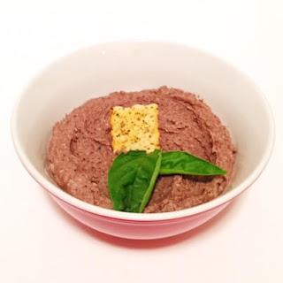 Italian Black Bean Hummus