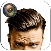Man Hair Editor : Hair Style Photo Maker