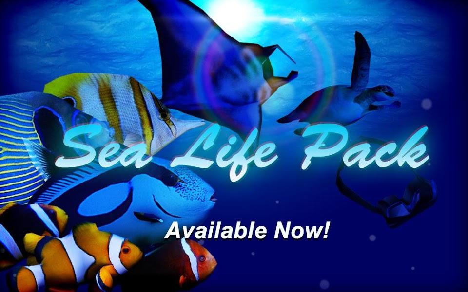 Ocean Blue 3D Live Wallpaper