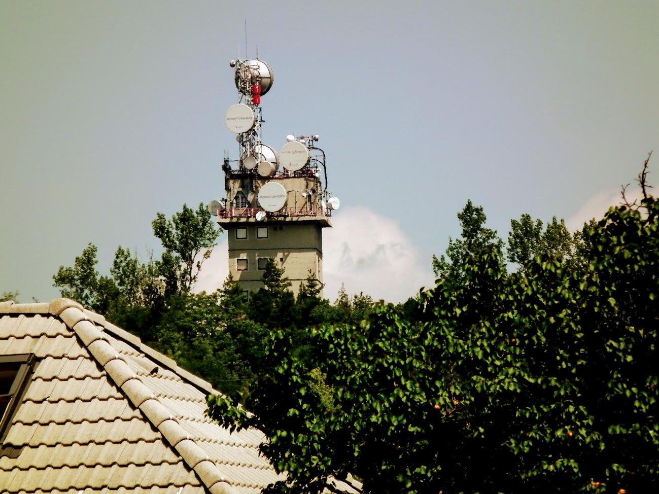 Gödöllő/Öreg-hegy - DVB-T gapfiller