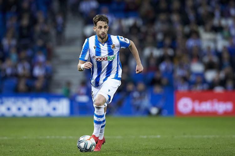 La Real Sociedad évoque la blessure d'Adnan Januzaj