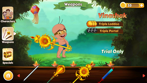 Chhota Bheem Race Game 2.2 screenshots 23