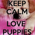 Keep Calm 4 PUPPIES icon
