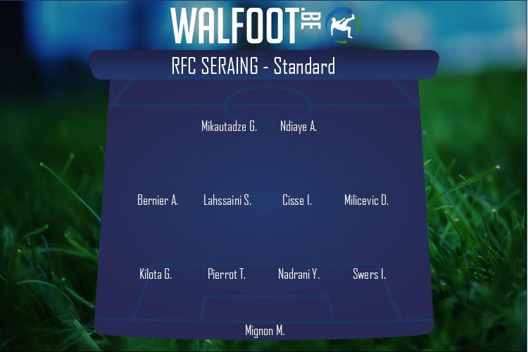 RFC Seraing (RFC Seraing - Standard)