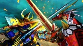 第4話 光の青き剣、戦輝神ゼルドナーグ