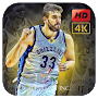 Marc Gasol Wallpaper NBA APK icon