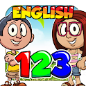 English 123 Games for Kids icon