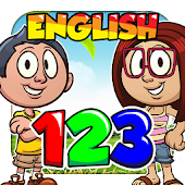 English 123 Games for Kids