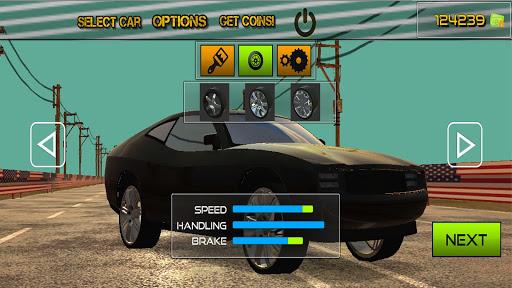 Fighter Car Racer 3D screenshot 7
