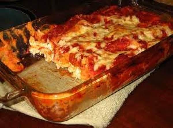 Easy Chicken Lasagna Recipe