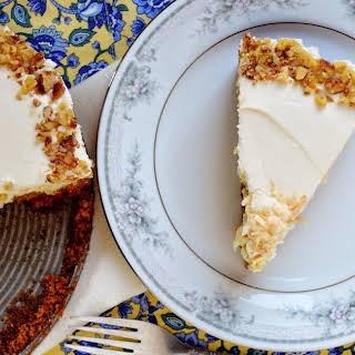Carrot Cake Cheesecake.