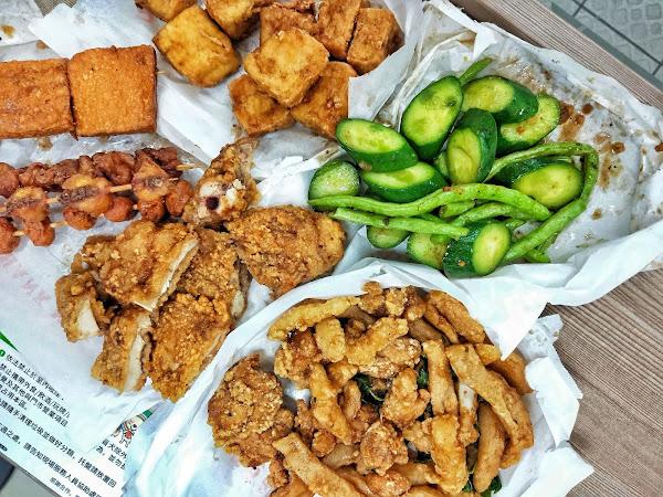 台灣第一家鹽酥雞
