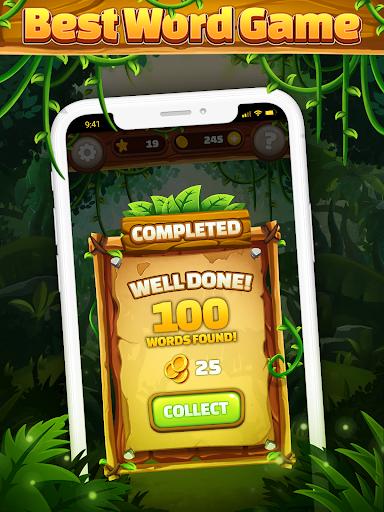 Word Jungle - FREE Word Games Puzzle apktram screenshots 7