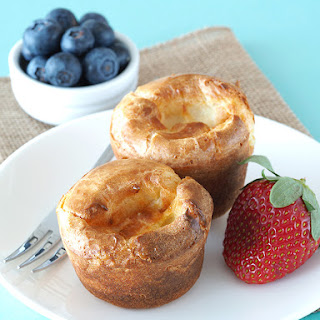 Popovers or Yorkshire Puddings.