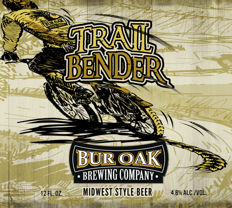 Logo of Bur Oak Trail Bender Wheat