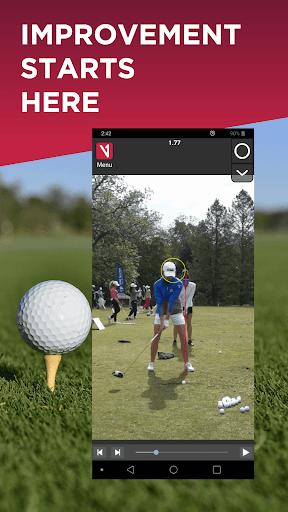 V1 Golf for Android  screenshot 1