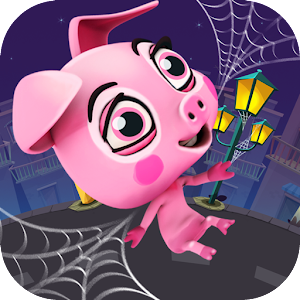 Crazy Rope Swinging Spider Pig for PC and MAC