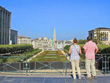 Discover Brussel, een unieke smaakvolle stadswandeling