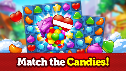 Candy Craze 2020: Match 3 Games Free New No Wifi apkmr screenshots 8