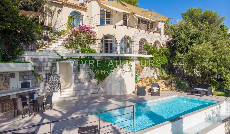 Villa avec piscine et jardin Roquebrune-Cap-Martin