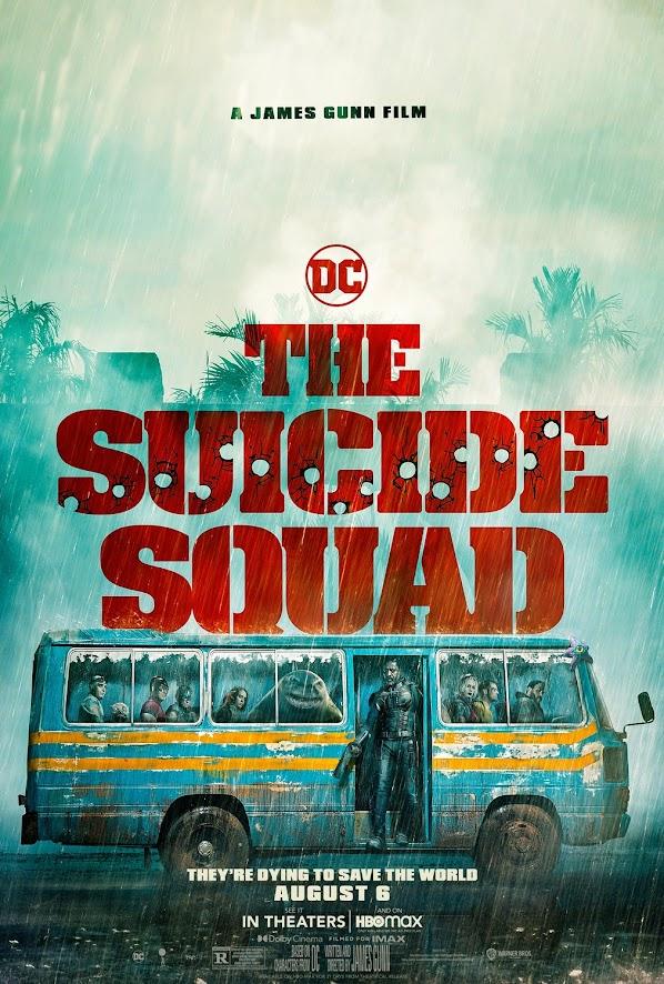 The Suicide Squad official site