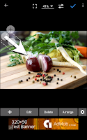 Screenshot of Photo Editor