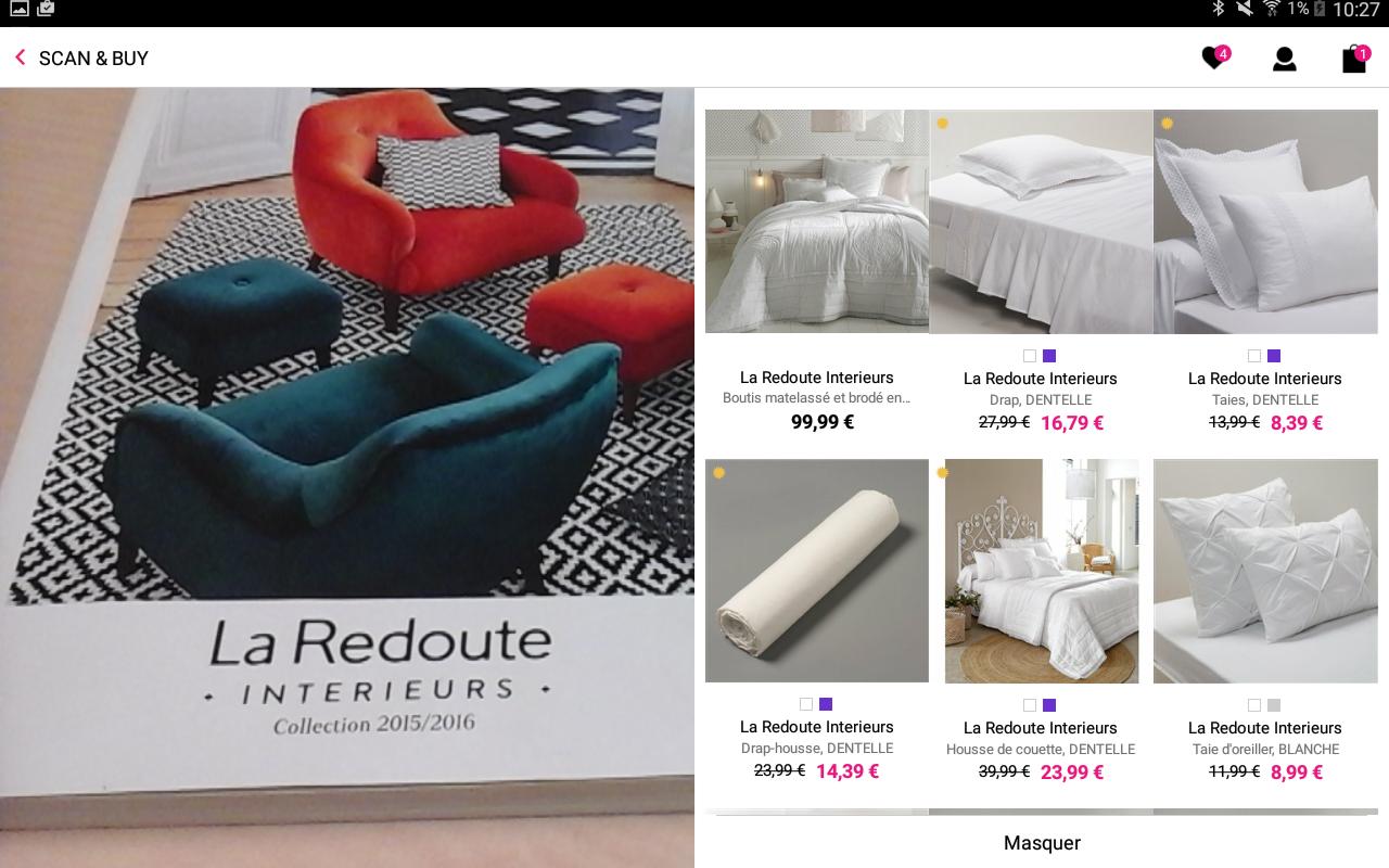 La Redoute - Mode & Maison- screenshot