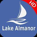 Lake Almanor - California Offline Fishing Charts icon