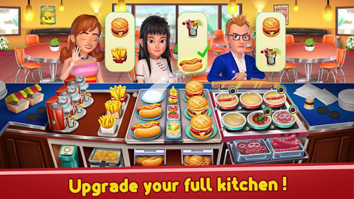 Kitchen Madness - Restaurant Chef Cooking Game modavailable screenshots 2