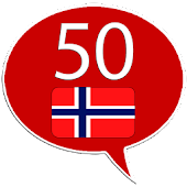 Learn Nynorsk (Norwegian) - 50 languages